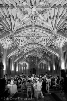 The Bodleian Library Reception
