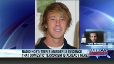 There's growing outrage that a possible act of jihad in the United States is being ignored. 19-year-old BrendanTevlinwas shot to death in New Jersey in July. Authorities later charged Ali Muhammad Brown with murder.
