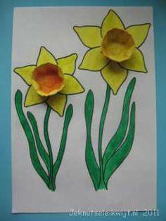 voorjaarsknutsel narcis