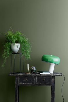 〚 Interior color trends: Rhythms of Life collection by Jotun 〛 ◾ Photos ◾Ideas◾ Design Beautiful Interiors, Colorful Interiors, Jotun Paint, Verde Vintage, Jotun Lady, Most Popular Paint Colors, Color Trends 2018, Green Rooms, Interior Paint