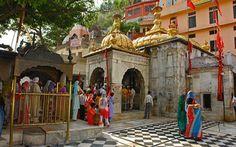 Maa Jawalamukhi Temple in Kangra (Himachal Pradesh)