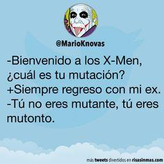 Mutación de los X-Men