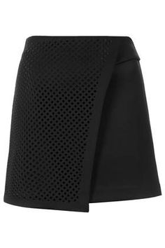 Scuba Wrap Skirt - Skirts - Clothing