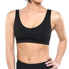 FIRMA Energywear Womens Yoga Sport Bra X Large Black -- Want additional info? Click on the image.(This is an Amazon affiliate link and I receive a commission for the sales)