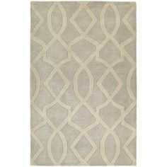 Astronomy Galileo Graphite Rectangular: 5 Ft. x 7 Ft. 9 In. Rug
