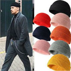 Color: As shown. Ski Hats, Knit Beanie Hat, Skiing, Winter Hats, Cap, Knitting, Hip Hop, Clothes, Watch