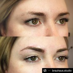 More beautiful Brow PERFECTION by #BROWBOSS Samantha of @brauhaus.studio!!! Just gorgeous darling!!! ❤️❤️❤️