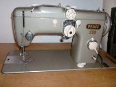 pfaff 230 automatic nähmaschiene mit schrank in in Neuenrade | eBay