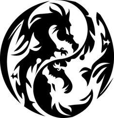 Oriental Dragon Wall art