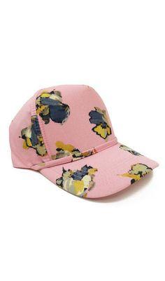 KAREN WALKERThe American Girl Hat Painterly