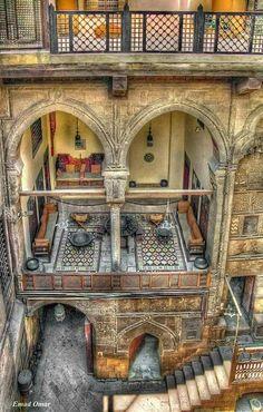Old Cairo Egypt