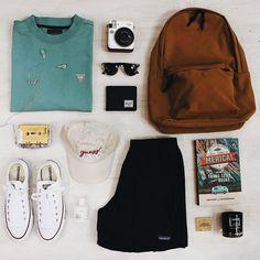Sunday essentials via @UOKansas.   #UOMens