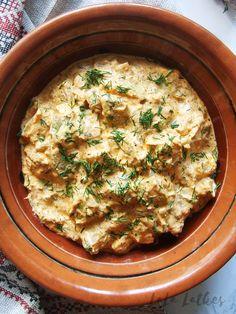 Кабачки в сметанном соусе Hummus, Ethnic Recipes, Food, Essen, Meals, Yemek, Eten