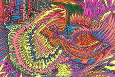 Acid Wave by drawtheworldaway.deviantart.com on @deviantART