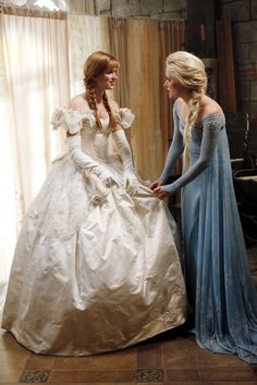 Once Upon A Time - Elsa & Anna