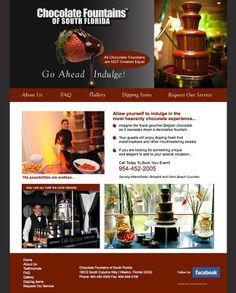 get a chocolate fountain for your next event design by eva gustafsson chocolatefountainsofsouthflorida.com