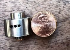 Vapor Joes - Daily Vaping Deals: THE DERRINGER STYLE RDA + ALL CAPS + FREE SHIPPING...
