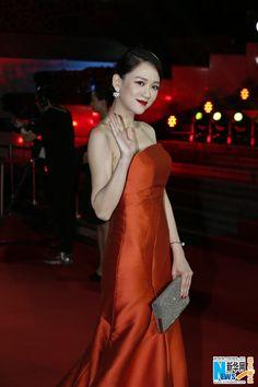 Shanghai film festival celebrates Asian New Talent: Taiwanese actress Joe Chen Chiau-En http://www.chinaentertainmentnews.com/2015/06/shanghai-film-festival-celebrates-new.html