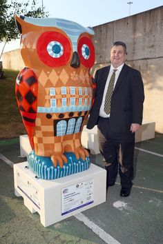 More owls revealed at The Big Hoot launch in Birmingham - Birmingham Mail