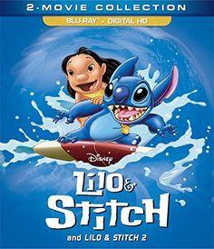 Lilo and Stitch / Lilo and Stitch 2 Blu-ray - Jan 31, 2017