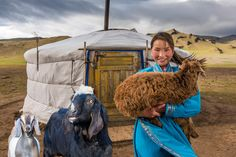 Follow the Goats 3: Mongolian family | World Vision Blog