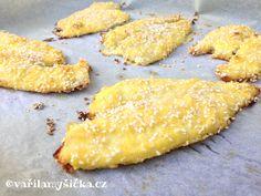 Pokud máte chuť na křupavé rybí filety a přitom nestojíte o odér z přepáleného oleje, zkuste je obalené upéct v troubě. Sezamová semínka…