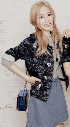 SNSD Taeyeon #Fashion #Kpop