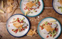Baked Mackerel Recipe - Great British Chefs