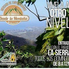#HoyEnLaIsla #OtroNivel  #LaSierra #MercadoDeEmprendedores #DesdeLaMontaña