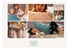 Tiny Little Collection by Happy Chic