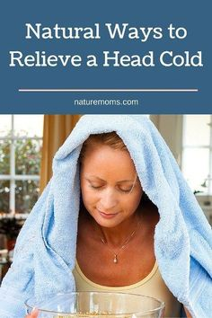 Natural Ways to Relieve a Head Cold #sick #flu #headcold #headache #sinus #NaturalRemediesForCoughAndSoreThroat #NaturalRemediesForCold Healthy Diet Tips, Daily Health Tips, Health And Fitness Tips, Head Cold Remedies, Cold Home Remedies, Natural Remedies For Gout, Holistic Remedies, Natural Healing, Health Remedies