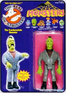 THE REAL GHOSTBUSTERS FRANKENSTEIN ACTION FIGURE