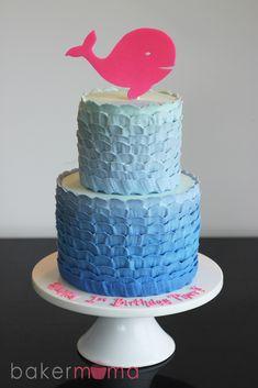 children's cakes Cake Decorating Books, Royal Icing Flowers, Buttercream Cake, Baby Shower Cakes, Birthday Cakes, Desserts, Children, Food, Buttercream Ruffles