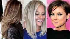 Best Haircuts for Women 2018 Cute Girls Hairstyles, Haircuts For Long Hair, Cool Haircuts, 2018 Haircuts, Long Hair Styles 2018, Short Hair Styles, Natural Hair Styles, Hair Color Highlights, Hair Color Balayage