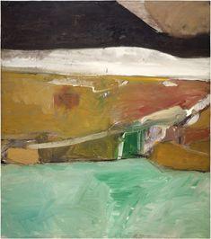 'Berkeley #26' (1954) by Richard Diebenkorn