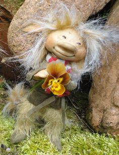 Fi Armatured Doll Figure Handmade by Wendy Froud door WorldofFroud