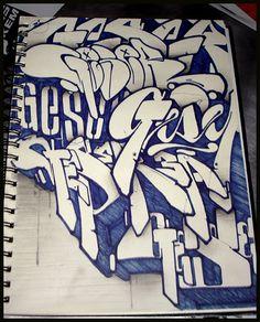Graffiti Lettering 3