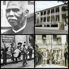 #BlackHistoryMonth: Daniel Joseph Jenkins a businessman and Baptist minister establishes the first and only orphanage for blacks in Charleston. The orphanage was created to be self-supporting with departments where orphans learn trades, produce items for sale and learn music. The Jenkins Orphanage Band was created to help raise funds for the institution. Jenkins started the orphanage after observing four young black children huddled together early on a cold December morning. They told him…