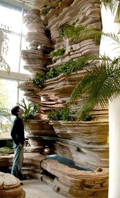 Indoor Vertical Garden for-the-home