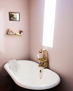 Badekar rosa bad