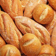 Pan casero. Recetas para hacer con los niños