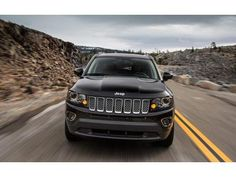 New 2014 Jeep Compass SUV Click image to read more!