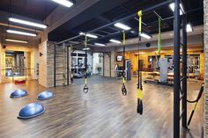 TRX ladder- Functional Training with TRX Suspension, BOSU Ball etc ...