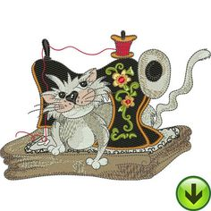 Stitch Embroidery Design | DOWNLOAD