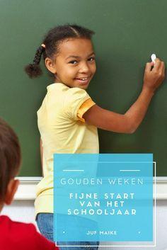 fijne start van het schooljaar Primary School, Behavior, Classroom, Teaching, Kids, Behance, Class Room, Young Children, Upper Elementary