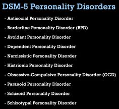 Personality Disorders. #Psychological #Disorders #hawaiirehab www.hawaiiislandrecovery.com