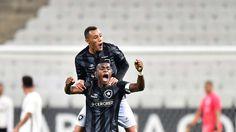 BotafogoDePrimeira: Botafogo vence Corinthians em São Paulo e é campeã...
