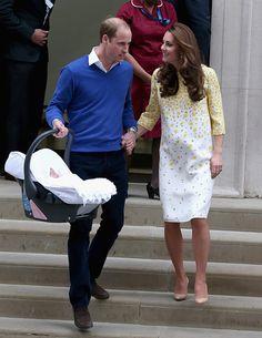¡Carlota Isabel Diana, la nueva princesa de Inglaterra!