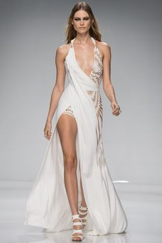 @Maysociety Atelier Versace Spring 2016 Collection