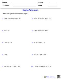 math worksheet : factoring quadratic polynomials worksheets  math aids com  : Maths Aids Worksheets